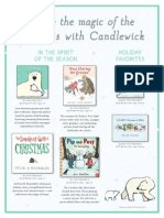 2013 Holiday Press Release from Candlewick Press