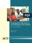 Evaluating the Effectiveness of Technology in Our Schools.pdf