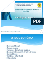 PATOLOGIAS DO TÓRAX (1)