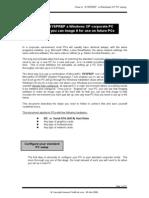 WinXP 3-Setup-How to SYSPREP a Windows XP PC Setup