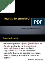 Teorias Do Envelhecimento 2008