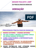 AULA 03- SENSAÇÃO 2