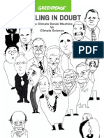 Dealing in Doubt 2013 - Greenpeace report on Climate Change Denial Machine.pdf