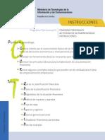 Finan z as Instrucciones