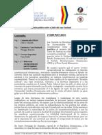 Boletín Communis Opinio - Año 1, No. 1
