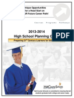 2013-2014 planning guide