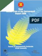 Environmental report for Asian 2006