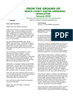 fcmg newsletter january 2013