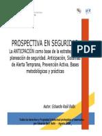 Prospectiva en Seguridad_Eduardo Balbi[1]