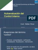 Autoev Del Control Inter