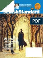 New Jersey Jewish Standard, November 1, 2013