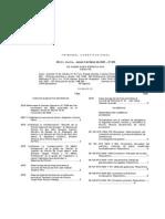 Reglamento Radiaciones No Ionizantes