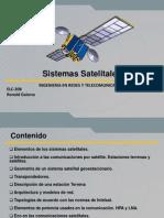 Cap 8 Sistemas Satelitales