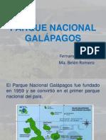 Parque Nacional Galapagosss