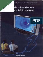 Efectele micului ecran asupra mintii copilului.pdf