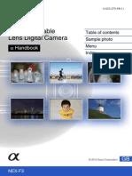DigitalCamera - Sony NEX-F3.pdf
