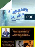 AP 5. Cristais de Agua
