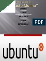 ubunto  prsentacion classe.pptx