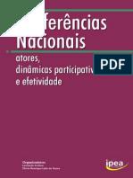 livro conferncias nacionais