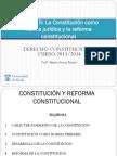 Leccion 5 Constitucion y Reforma Constitucional 2013-2014