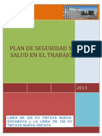 Pssl Linea de 220 Kv Nueva Tintaya-socabaya Rev 8 2013
