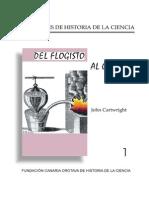Del Flogisto Al Oxigeno - Historia de La Ciencia