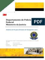 Projeto de Implementacao Das Interfaces - DPF v1.1 2013 Lote I