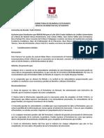 Instructivo de Llenado FUAS UTALCA Alumnos Renovantes 2014