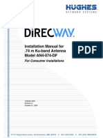 Manual.pdDirecWay Consumer Antenna Installation Manual.pdff