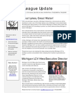 Michigan LCV Newsletter – Summer 2005