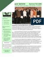 Michigan LCV Newsletter – Summer 2006