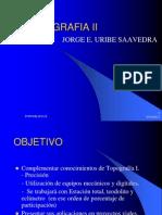 Topografia II Curso Clase2 (1,2,3,4)