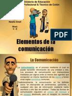 Elementos de La Comunicacion NATALIE