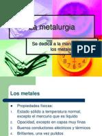 5 La Metalurgia