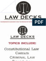 Law Decks Flash Cards - Evidence - 2007-2008.pdf