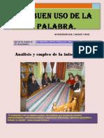 EL BUEN USO DE LA PALABRA 8va edición