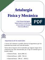 Introducción metalurgia fisica y mecanica
