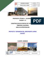 Proyecto Ampliacion Jorge Chavez