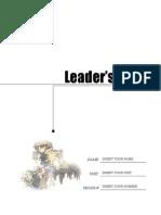 Basic Military Leadership Book.pdf