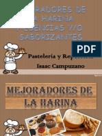 Mejoradores de La Harina y Esencias Y-o Saborizantes