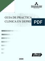 Guia Practica Clinica en Depresion