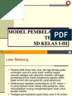 14 Model Tematik Sd
