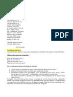 texto para trabajo de investigación Didáctica de la Lengua
