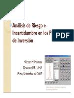 Analisis de Riesgo e Incertidumbre (2)