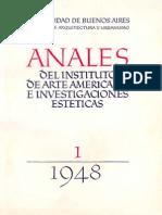 Anales Del Arte Colonial de 1948