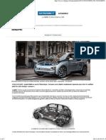 La BMW i3 électrise la cité