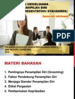 PR (Standar Penampilan Diri)
