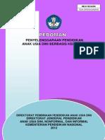 14. Juknis Penyelenggaraan Parenting(PAUD)