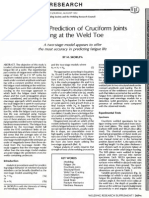 Fatigue Life Prediction of Cruciform Joints  Falling at the Weld Toe WJ_1992_08_s269.PDF