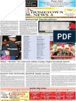 Huron Hometown News - October 31, 2013